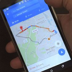 Faster route: Google Maps has found a better way to navigate India's chaotic roads