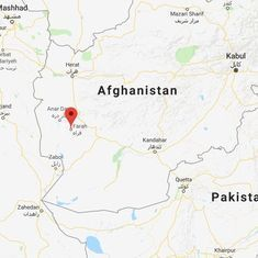 Afghanistan: At least 10 security personnel killed in insurgent attack in Farah province
