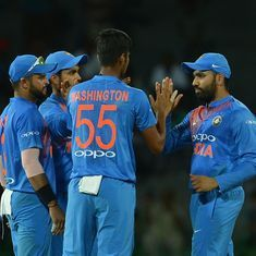 Nidahas Trophy: Rohit Sharma, Washington Sundar star as India edge Bangladesh by 17 runs