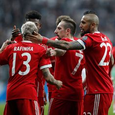 Bayern Munich reach Champions League quarter-finals for seventh consecutive year