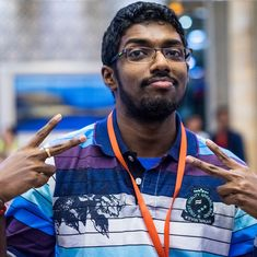 GM Adhiban Baskaran becomes just the 5th Indian to cross 2700 Elo mark