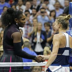 Great that tennis has Serena & Venus: Simona Halep is a huge fan of Williams sisters