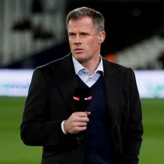 More trouble for Carragher as British police launch probe in spitting incident
