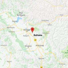 Jammu and Kashmir: Militants attack BJP leader, injure constable guarding him