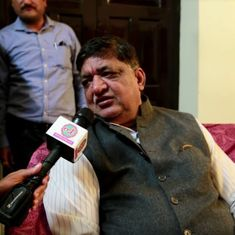 Watch: Wasn't it only in 2017 that Naresh Agarwal swore never to join the BJP?
