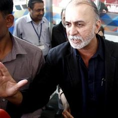 Tarun Tejpal rape case: SC asks accused why he apologised to complainant if he was not guilty