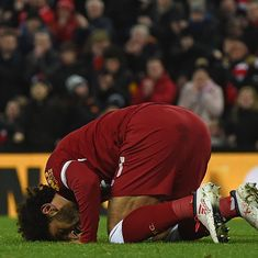 Liverpool fans' chant for Mohamed Salah is catchy but is it really inclusive?
