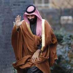 Saudi Arabia's crown prince says his country will develop a nuclear bomb if Iran does so