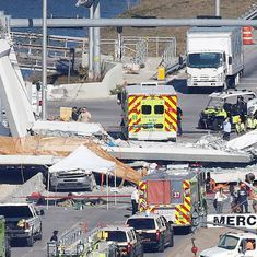 The big news: At least four killed in Florida bridge collapse, and nine other top stories