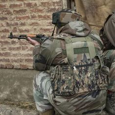 Jammu and Kashmir: Two suspected militants killed in Pulwama gunfight