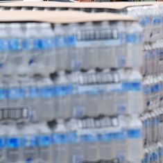 Top bottled water brands, including Bisleri, contain plastic, finds study