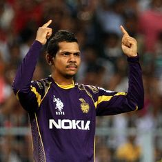 'Absolutely no issue': KKR owner says Sunil Narine's suspect action not a problem for IPL