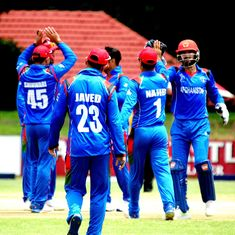 Afghanistan to host Bangladesh for three-match T20I series in Dehradun