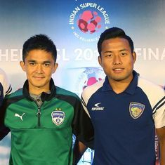 ISL final is the most important game of my life, says Bengaluru FC captain Sunil Chhetri