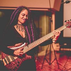 Meet Mohini Dey, the bass guitar wizard whose fans include AR Rahman and Zakir Hussain