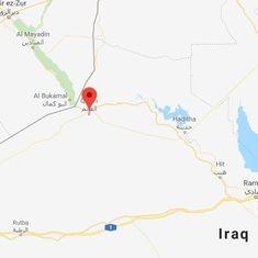इराक में अमेरिकी हेलिकॉप्टर क्रैश, सात सैनिकों की मौत