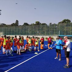 Commonwealth Games: Lack of depth in midfield the only worry for young Indian men's hockey squad