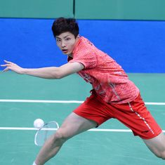 All England Open: Shi Yuqi trumps Olympic champion Chen Long to enter semi-finals