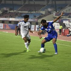 Super Cup: Everton nets a 104th minute winner for Mumbai City FC against Indian Arrows