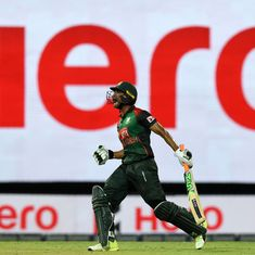 Nidahas Trophy: Mahmudullah keeps his cool in ill-tempered clash to take Bangladesh to the final