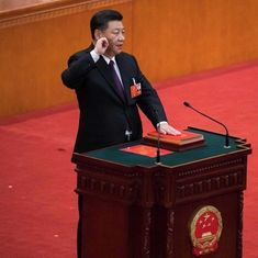 Xi Jinping re-elected president of China, term limit abolished