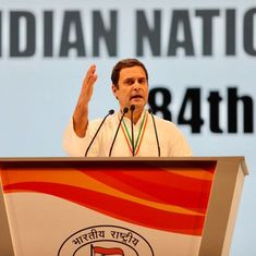 The big news: Rahul Gandhi says only Congress can 'heal divisions' in India, and 9 other top stories