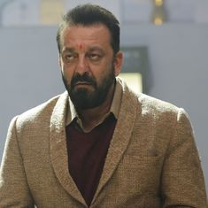 The night-time gunshots that put Sanjay Dutt's life on the mend
