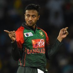 Bangladesh's Shakib Al Hasan to undergo surgery, may miss out on Asia Cup