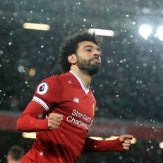 Super Salah nets first hat-trick for  Liverpool in 5-0 rout of Watford