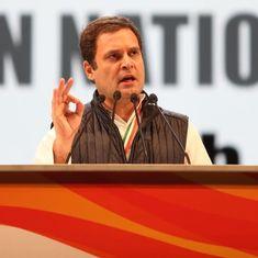 अब पीएम मोदी महसूस कर रहे होंगे कि नफरत और झूठे वादों से देश नहीं चलाया जा सकता : राहुल गांधी