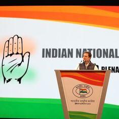 The big news: Rahul Gandhi says BJP fights for power like the Kauravas, and nine other top stories