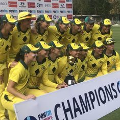 Riding on Alyssa Healy's ton, Australia complete 3-0 sweep of ODI series against Mithali and Co