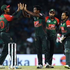 Rohit Sharma praises Bangladesh for 'fearless cricket' after dramatic Nidahas Trophy final