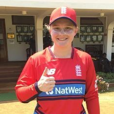 Bryony Smith shines on debut as England beat India A in warm-up match ahead of women's tri-series