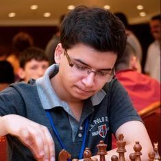 India's Sahaj Grover beats Joseph Mwale in final round to win Broadwalk Pearson Open