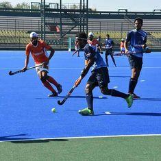 Amanpreet scores twice in Indian Universities' 5-2 win over CRPF in hockey Nationals