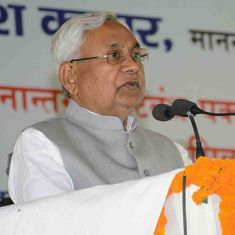 Nitish Kumar says no talks on NDA seat-sharing yet, leaders making claims are speaking out of turn