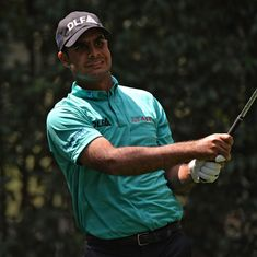 I feel my game is in good space, want to make it to Tokyo Olympics: Golfer Shubhankar Sharma