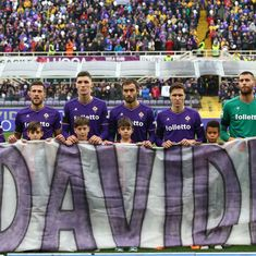 Fiorentina rename training ground after former captain Davide Astori
