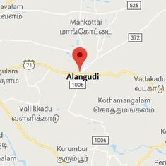 Tamil Nadu: CRPF jawan arrested for allegedly vandalising Periyar statue in Pudukottai
