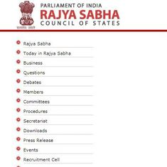 Hackers claim to breach Rajya Sabha website, access Amit Shah's member account