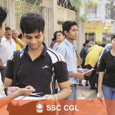 SSC CGL 2018 Tier I exam: Admit card for Western region released