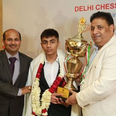 Delhi boy Prithu Gupta earns his 1st GM norm at age 13