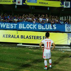'Don't snatch away small joys of football fans': Chhetri, Tendulkar raise concerns over Kochi Turf