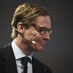 Cambridge Analytica suspends its chief executive Alexander Nix in data breach row