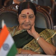 The big news: Sushma Swaraj's aircraft goes off radar for 14 minutes, and nine other top stories
