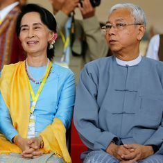 Myanmar President Htin Kyaw, Aung San Suu Kyi's close friend, resigns