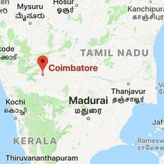 Coimbatore: Unidentified people hurl petrol bomb at BJP district head's house, damage his car