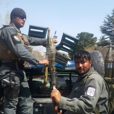 अफगानिस्तान : गृह मंत्रालय के नजदीक बम धमाका