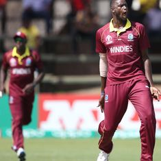 It's about creating our own legacy: Holder says Windies not burdened by glorious World Cup history